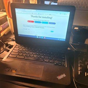 Lenovo Chromebook ThinkPad11e FastEducationEdition